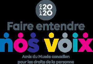 Gala 2020 : Faire entendre nos voix!